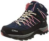 CMP – F.lli Campagnolo Damen Rigel Mid Wmn Shoe Wp Trekking- & Wanderstiefel, Blau (Blue-Flamingo 15ME), 39 EU