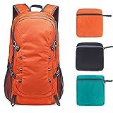 Wanderrucksack, 40 l, wasserdicht, Reiserucksack, ultraleicht, Trekking-Rucksack, Laptop-Rucksack, für Herren und Damen, Sport, Camping